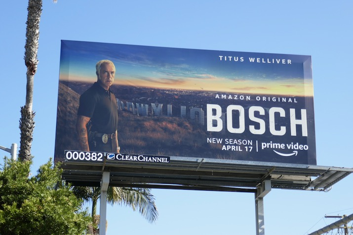 Bosch season 6 billboard