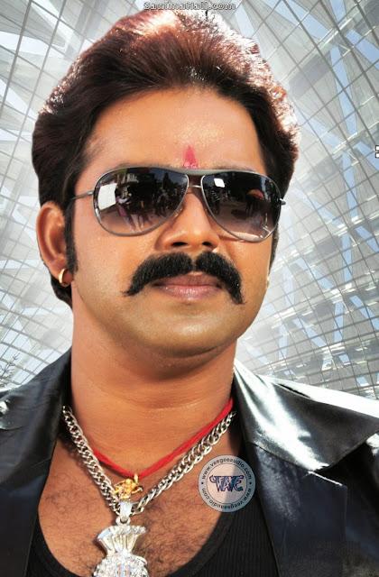 Bhojpuri Cinema Super star Actor and Singer Pawan Singh HD Wallpapers for Desktop PC