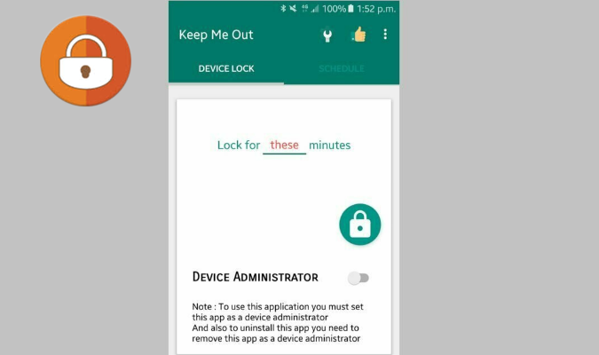 Aplikasi Android tuk Bantu Atasi Kecanduan HP - Keep Me Out