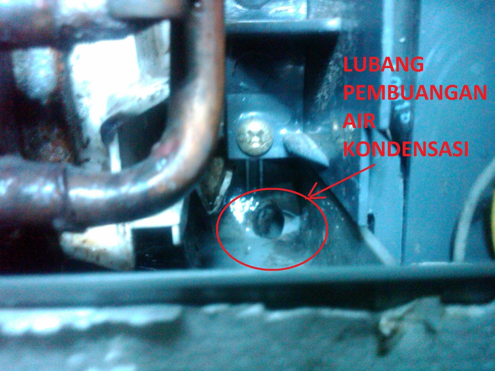 Aneka Info Teknik Memperbaiki Ac Split Yang Bocor