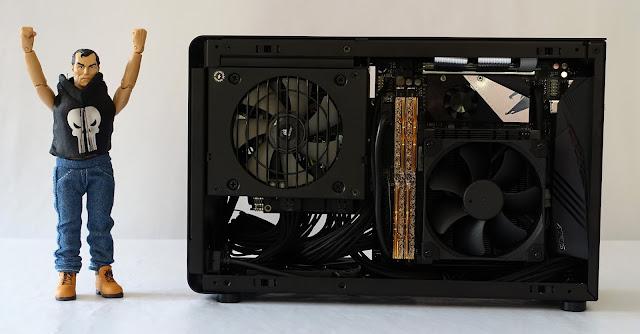 Montaje en DAN A4-SFX - PC Gamer 2021
