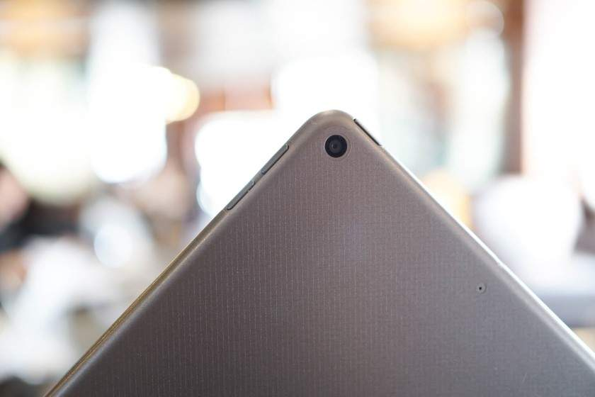 iPad mini 5 cam
