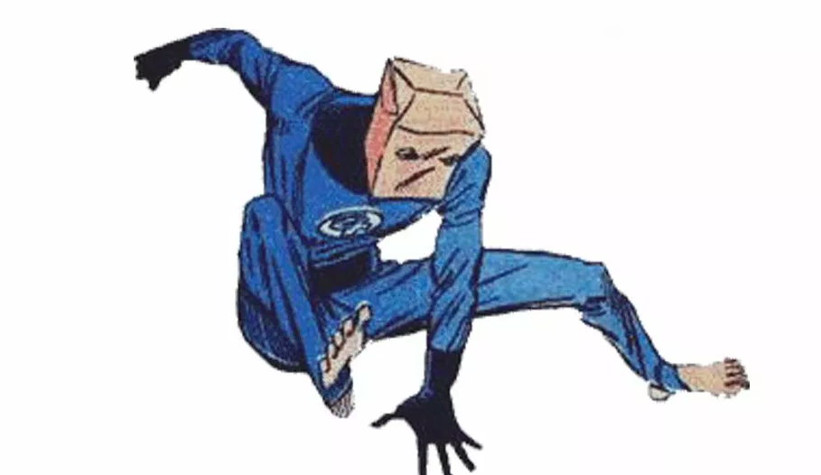 Homem-Aranha Vergonha (1984)