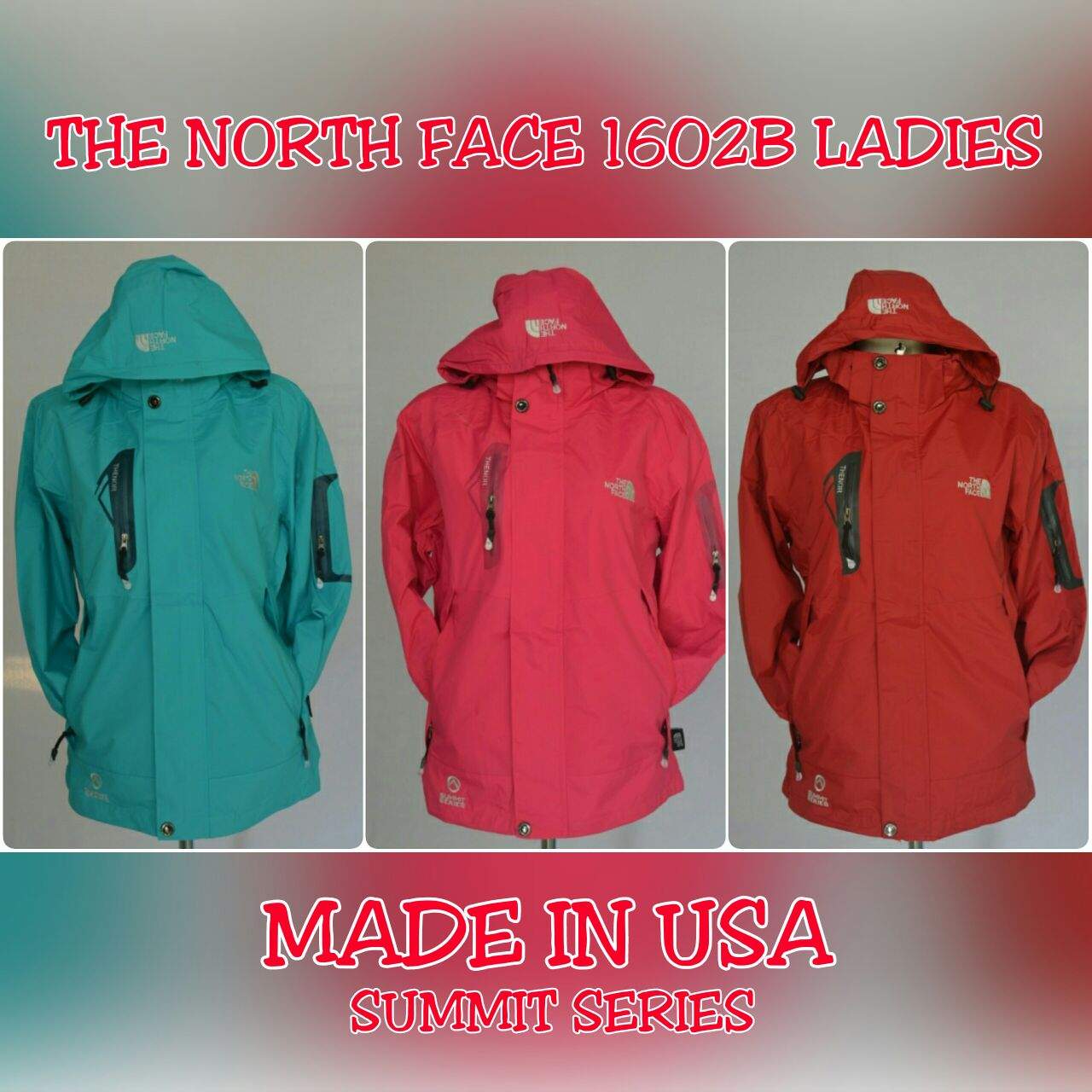 the north face 1602b ladies summit series promo jual jaket gunung import xrock store. Black Bedroom Furniture Sets. Home Design Ideas