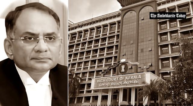 Brahmin community should agitate against caste-based reservation -V Chitambaresh, a sitting judge of the Kerala High Court