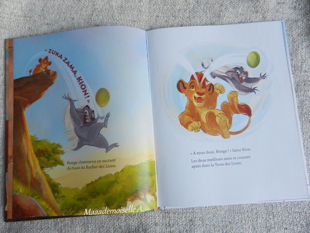 || La Garde du Roi Lion : Un nouveau cri (Présentation & Avis)(Chut, les enfants lisent # 51)