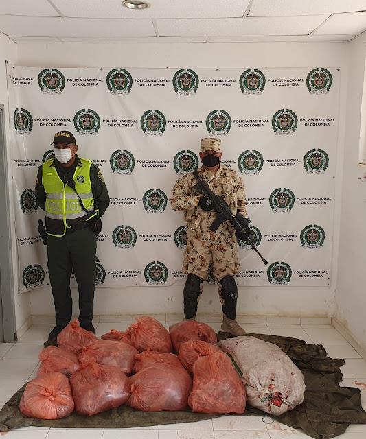 hoyennoticia.com, Más de $2 millones se incautó la Policía en carne de res ilegal