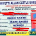 Armed Miyetti Allah Members Set Up Vigilante Group, Checkpoint In Ondo ( See ID Cards)