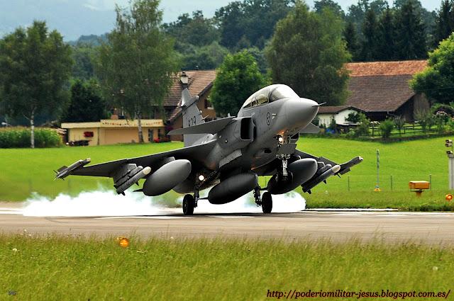 Colombia - Saab 39 Grippen ( caza polivalente ligero, monomotor Suecia  ) - Página 6 Caza%2BGripen%2B%25282%2529