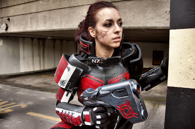 mass effect sheppard costume cosplay