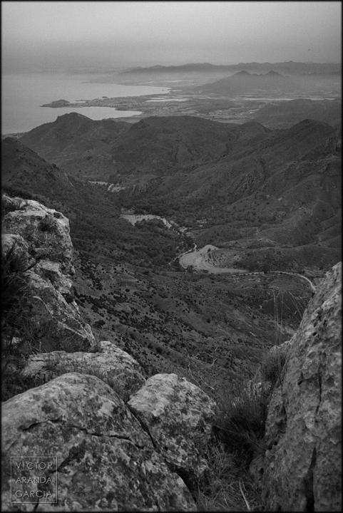 fotografia,costa,rambla,mediterraneo,paisaje,murcia,cartagena,peñas_blancas