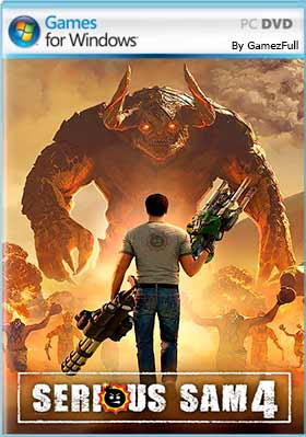 Serious Sam 4 (2020) PC Full Español [MEGA]