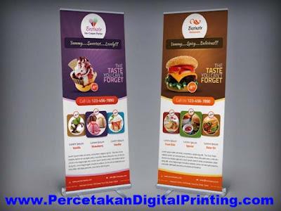 Contoh Desain SPANDUK Dari Percetakan Digital Printing Terdekat