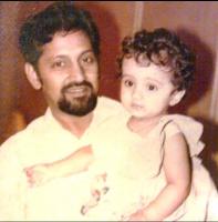 Trisha Krishnan Father