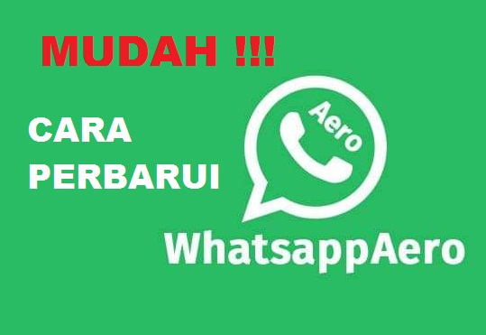 Cara Memperbarui WhatsApp Aero yang Kadaluarsa