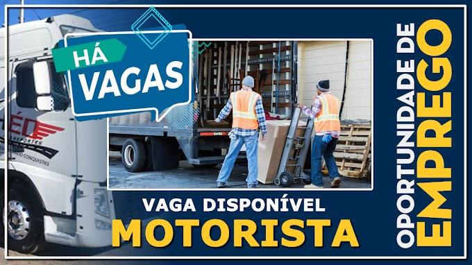 Théo Transportes abre vagas para Ajudante de carga