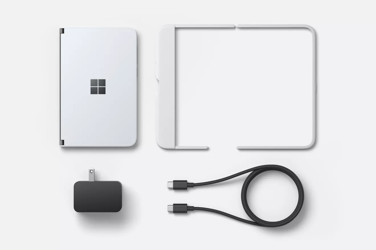 Microsoft Surface Duo ufficiale a 1399 dollari