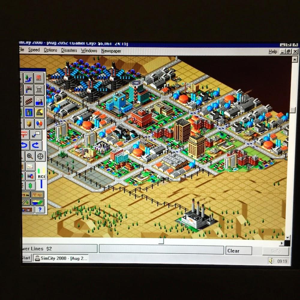 sim city 2000 für windows 10