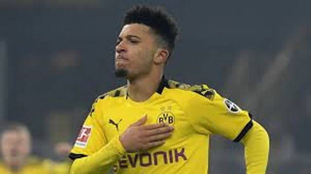 I hopes to become at least as successful as Cristiano: Manchester United target Jadon Sancho