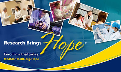 Research Bring Hope. Enroll in a trial today.