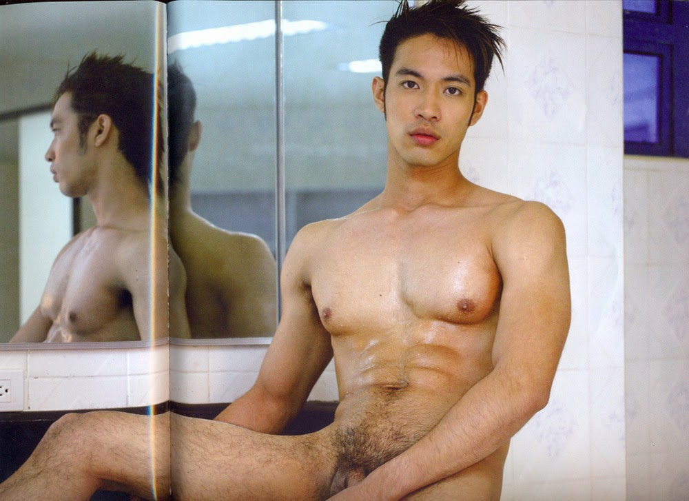 Naked Asian Male Celebrities