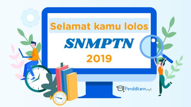 TERKUAK! Panduan daftar ulang Calon MABA Lulus SNMPTN 2019 Lengkap!