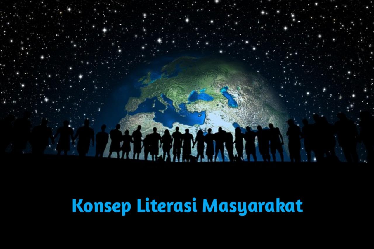 Konsep Gerakan Literasi Masyarakat
