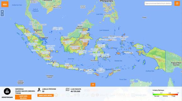 Dipicu Fenomena La Nina, Sejumlah Wilayah Alami Cuaca Ekstrem