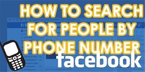 Facebook Lookup Friends By Phone Number