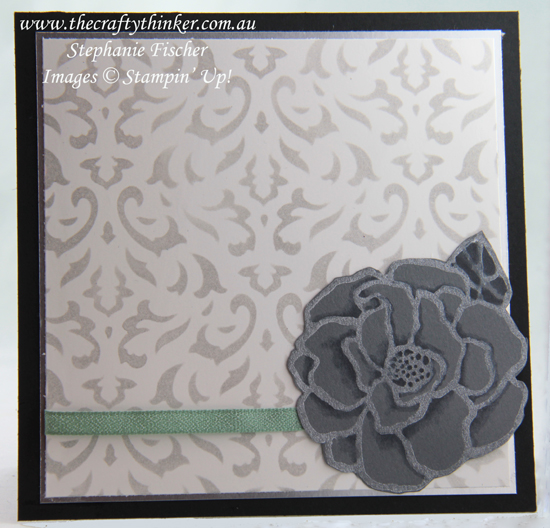 #thecraftythinker #stampinup #cardmaking #beautifulday #basicpatternmasks , Basic Pattern Masks, Delicata Silvery Shimmer ink, Beautiful Day, Sneak Peek 2019 Holiday Catalogue, Stampin' Up Australia Demonstrator, Stephanie Fischer, Sydney NSW