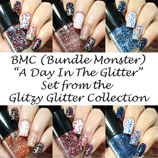 BMC A Day In The Glitter Set