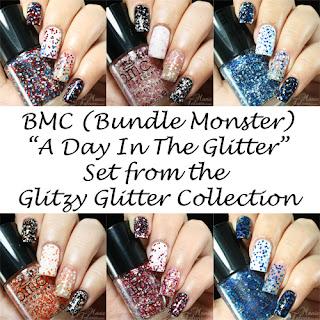 BMC A Day In The Glitter Set