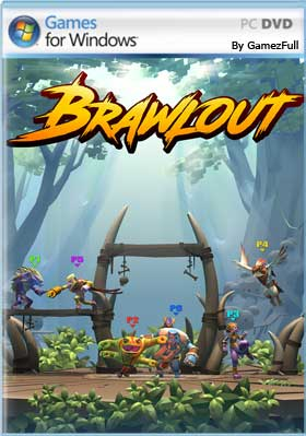 Brawlout PC Full