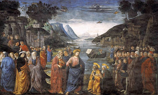 Vocação dos Apóstolos, de Ghirlandaio