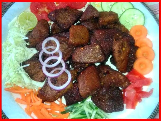 Super Tasty  Fry Beef Recipe