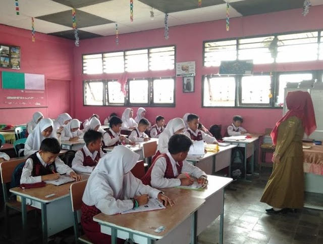 Sekolah Belajar Tatap Muka Berlaku Sejak Hari Ini di Kotabaru