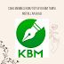 Cara Membeli Koin/Top Up di KBM tanpa Install Aplikasi dengan Mudah