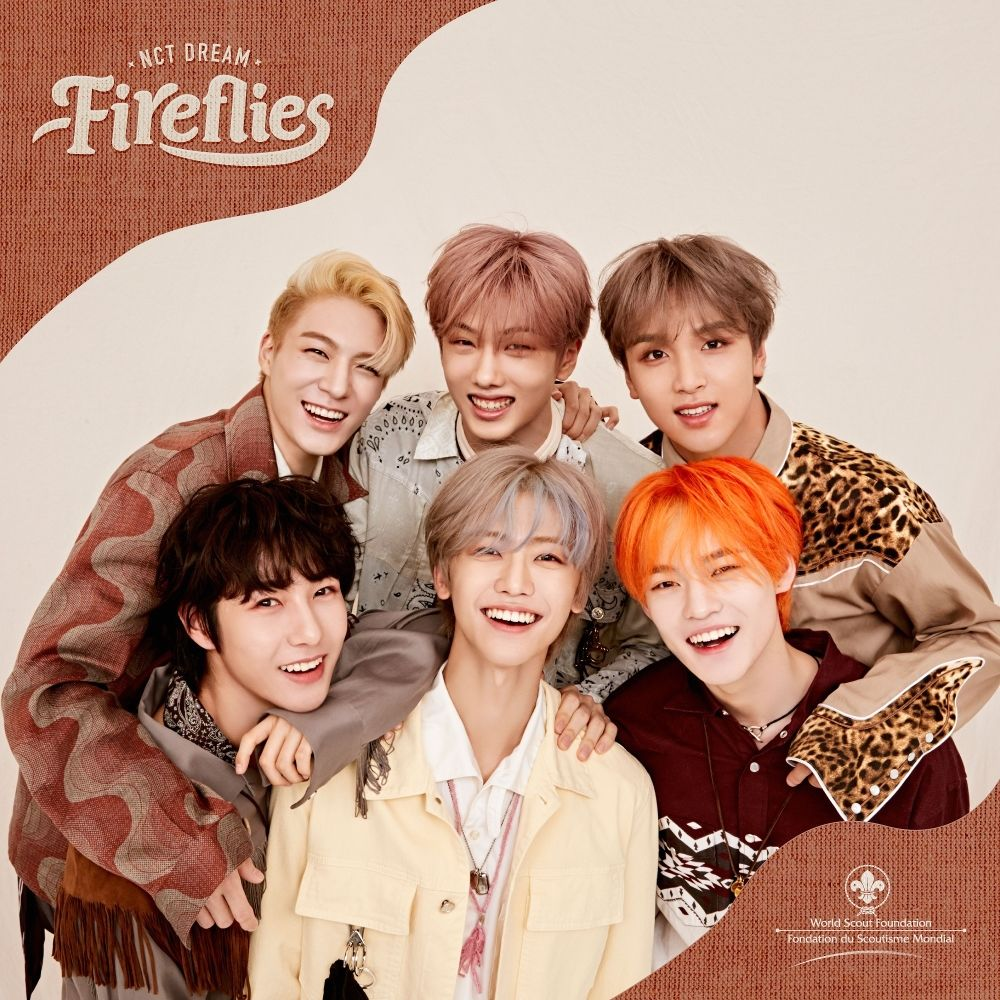 NCT DREAM – Fireflies – THE OFFICIAL SONG OF THE WORLD SCOUT FOUNDATION – Single