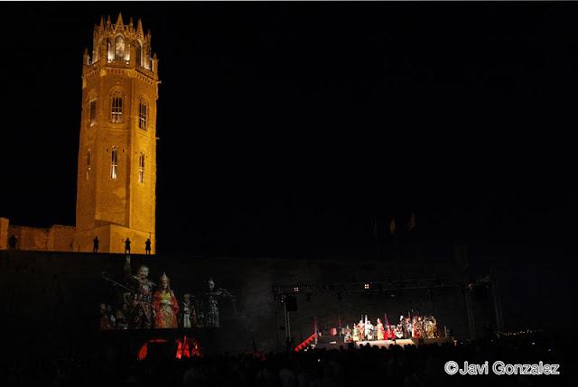 Moros y Cristianos 2011, Lleida
