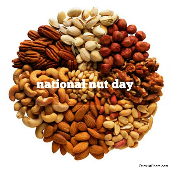 National Nut Day 2017