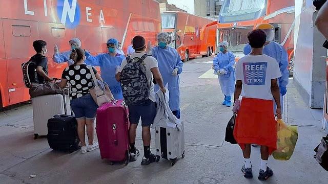 Transporte en cuarentena para regresar de Lima a regiones, ¿cómo retornar de Lima a proviencias en cuarentena?