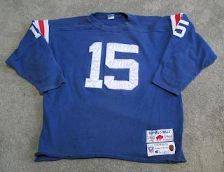 Buffalo Bills Jack Kemp Champion Throwbacks jersey