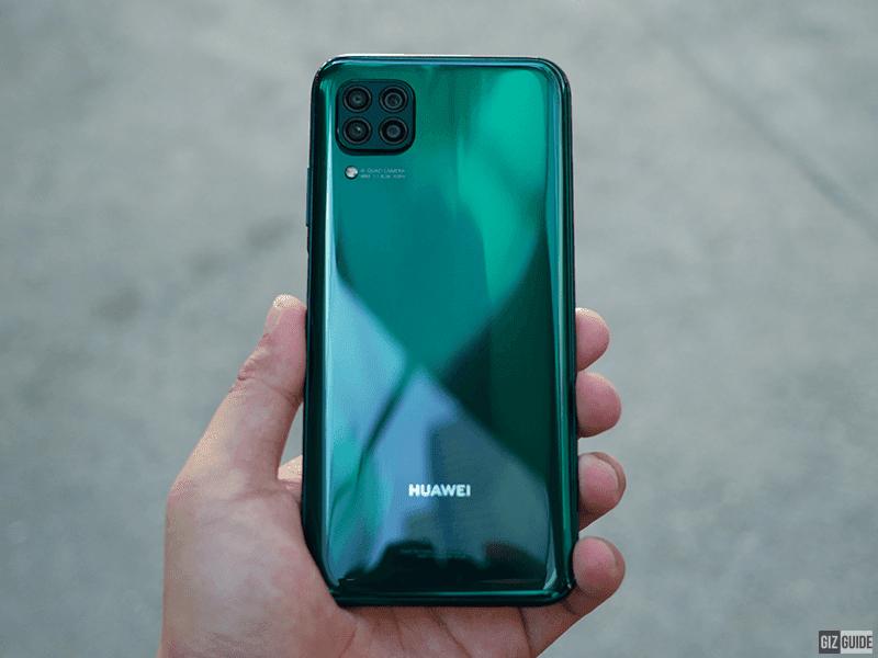 Top 5 highlights of Huawei Nova 7i