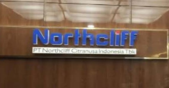 SKYB Saham SKYB | NORTHCLIFF CITRANUSA RAIH PENJUALAN Rp3,65 MILIAR HINGGA SEPTEMBER 2019