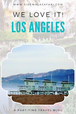Los Angeles - From Venice Beach to Santa Monica