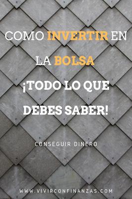 Como INVERTIR en la BOLSA ¡TODO LO QUE DEBES SABER!
