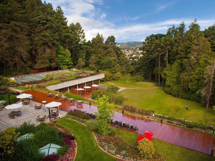 |Grande Hotel Campos do Jordão - SP - Gramado e Campos do Jordão têm os melhores hotéis do Brasil