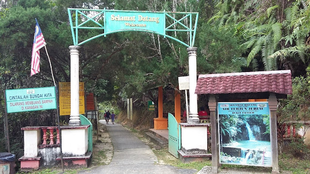 Air Terjun Jeriau