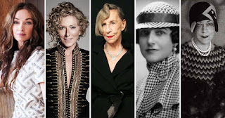 Influential female interior designers