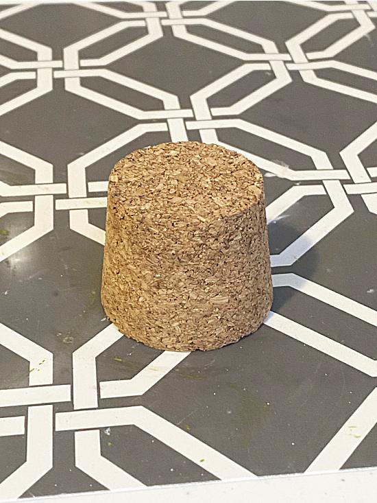 large cork